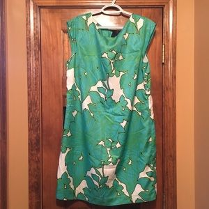 New size large floral dress from the Limited